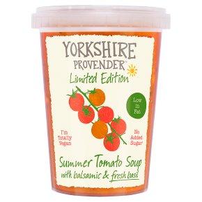 Yorkshire Provender Summer Tomato Soup Balsamic & Basil