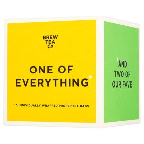 Brew Tea Co The Taster Pack
