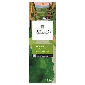 Taylors Rich Italian - 10 Capsules