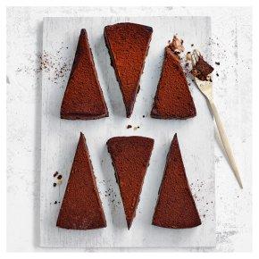 Vegan Chocolate Tortes
