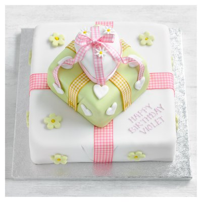 Personalised Cakes Made To Order Waitrose Partners