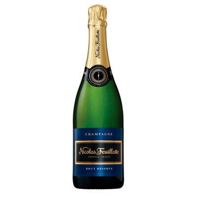 Nicolas Feuillatte Brut Reserve Nv Champagne Waitrose Partners