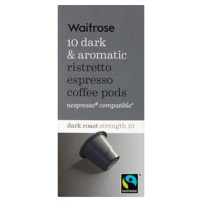 Coffee Pods Waitrose Partners