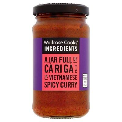Thai Curry Sauces Pastes Waitrose Partners