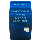 Waitrose basmati aromatic rice - 500g