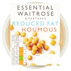 essential Waitrose reduced fat houmous - 230g