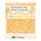 Essential Waitrose supersweet sweetcorn - 750g