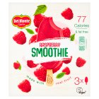 Del Monte raspberry smoothie - 3x90ml