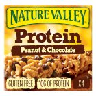 Nature Valley Protein Peanut & Chocolate - 4x40g