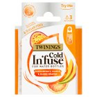 Twinings Cold In'fuse Passionfruit, Mango - 3s Introductory Offer