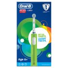 Oral-B Junior Green Electric Toothbrush -
