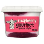 The Collective Raspberry Gourmet Live Yoghurt - 450g