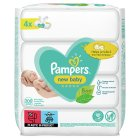 New Baby Sensitive Wipes (4x50 sheets)