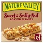 Nature Valley Sweet & Salty Nut Peanut Cereal Bars - 5x30g