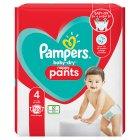 Baby-Dry Pants Size 4 (23s)
