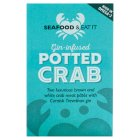 Seafood & Eat It Cornish Crab Pots with Trevethan Gin - 2x80g
