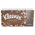Kleenex Ultra Soft Pocket Tissues - 8s